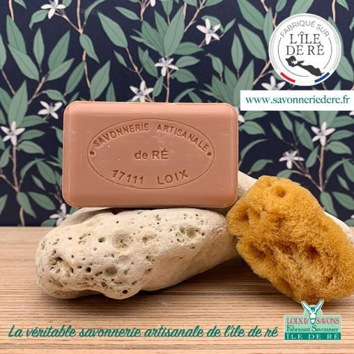 Savon parfum figues 100 g de la savonnerie de l'ile de ré