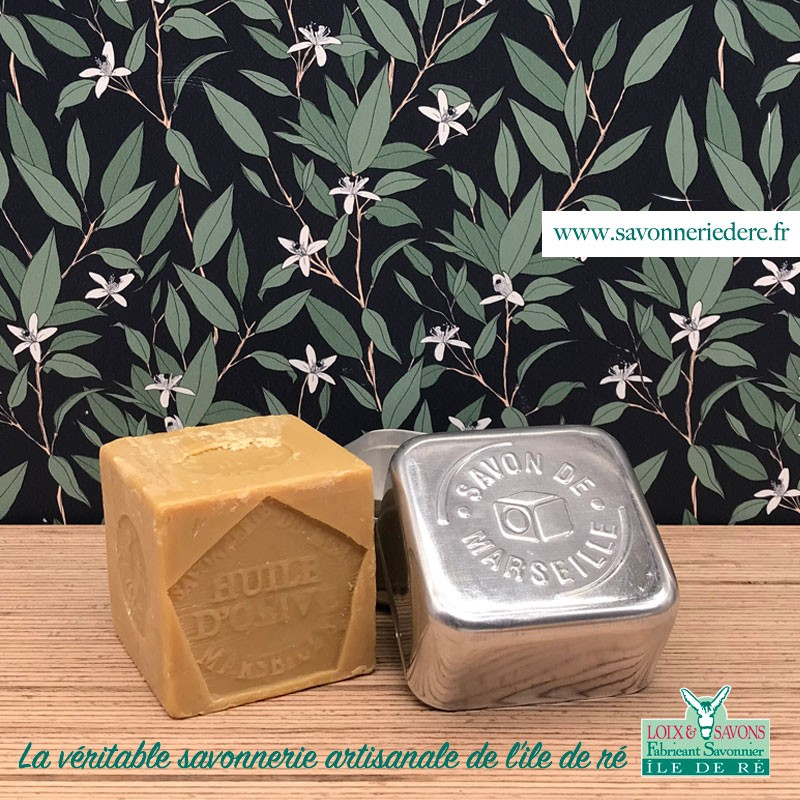 Boite à savon de Marseille