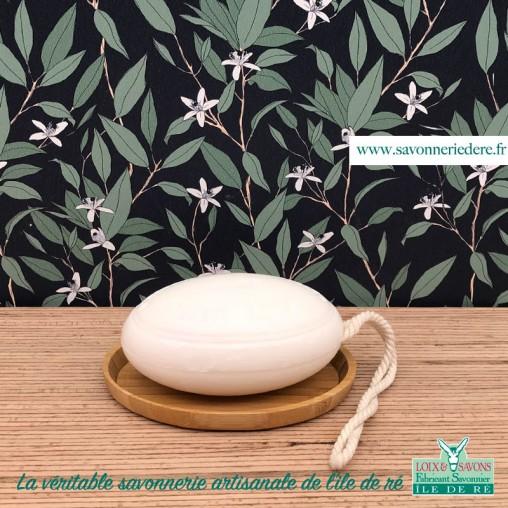 porte savon bambou-loix et savons