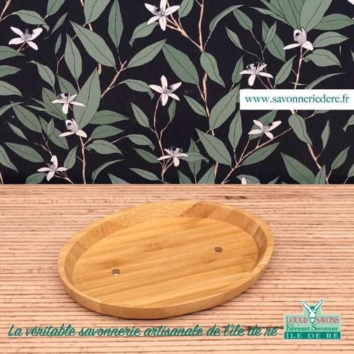 porte savon bambou-savonnerie de l'ile de ré