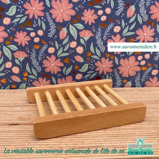 Porte savon échelle - savonnerie de l'ile de ré loix et savons