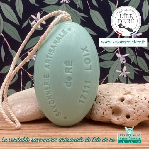 Savon ficelle pur désir - savonnerie de l'ile de ré loix et savons