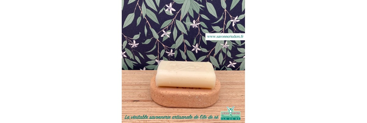 Porte savon naturel savonnerie artisanale de l'ile de re