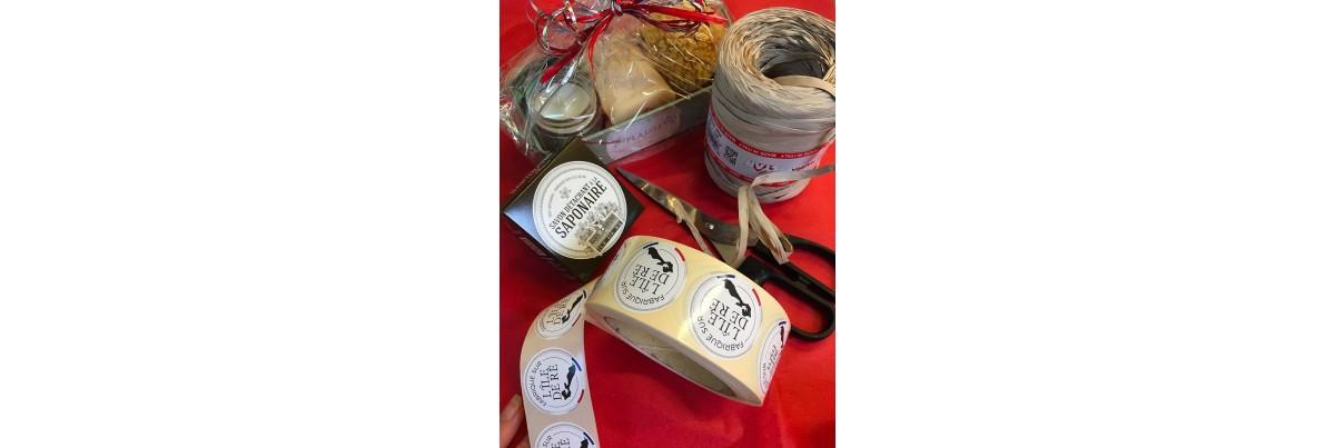Nos idées cadeaux / Savonnerie artisanes de l'ile de ré / Loix et savons
